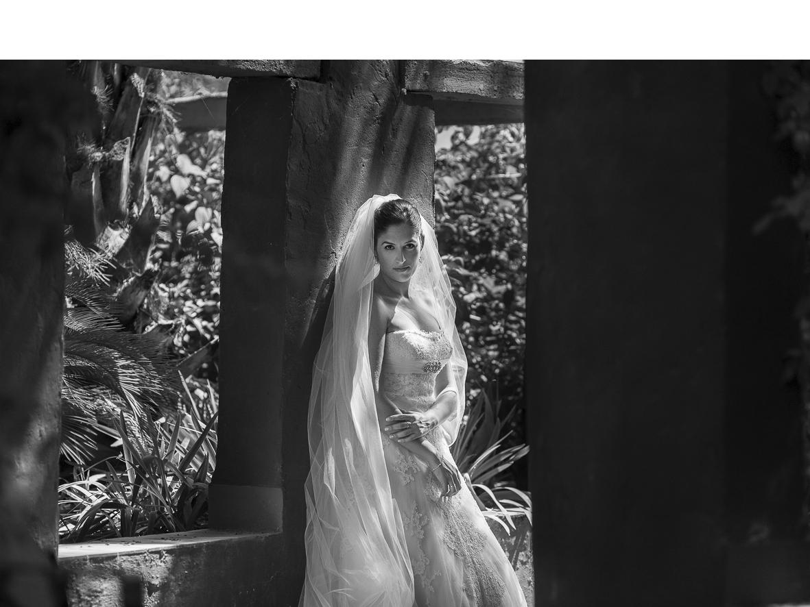novia-en-blanco-y-negro